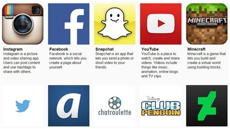 most popular mobile network uk net aware parents and review social