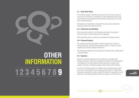 1000 images about employee handbook design on