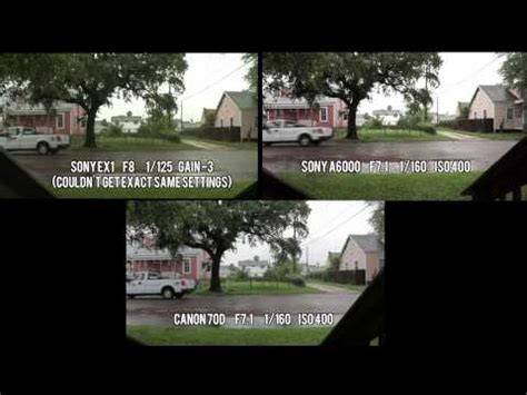 500k Camera Giveaway - sony a6000 vs canon 70d doovi
