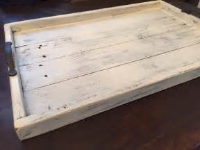 shabby chic decorative tray serving tray wooden serving