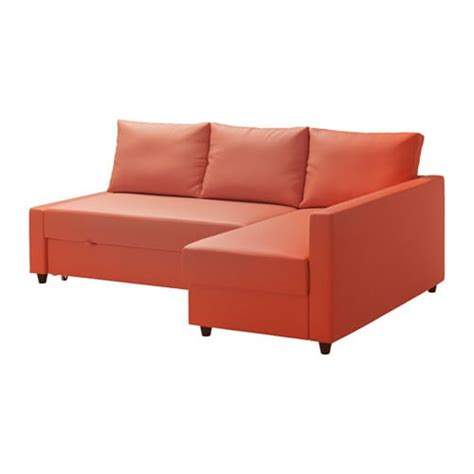 orange sleeper sofa friheten sleeper sectional 3 seat skiftebo orange