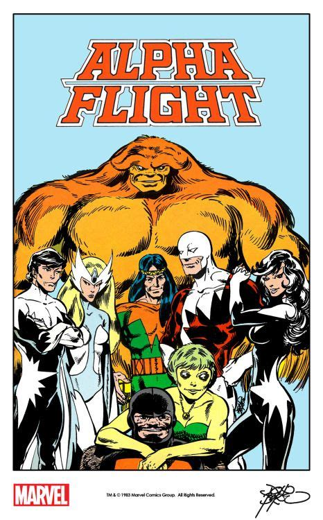 alpha flight by john 1302904051 481 best images about wolverine on comic books the wolverine and john byrne