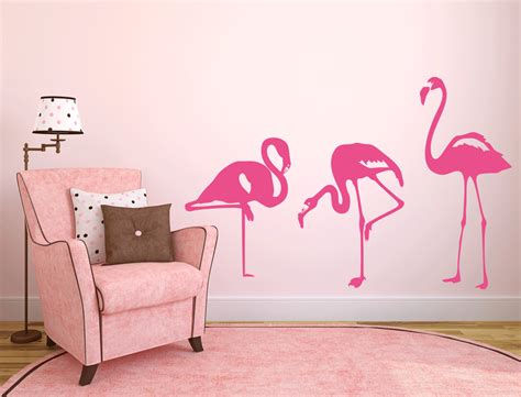 Superbe Flamant Rose Decoration #2: sticker-mural-flamant-rose-d-C3-A9co1.png