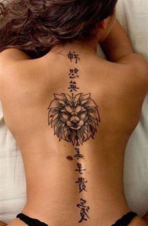 44 best images about spine tattoos on pinterest chinese japanese kanji characters spine tat geometric