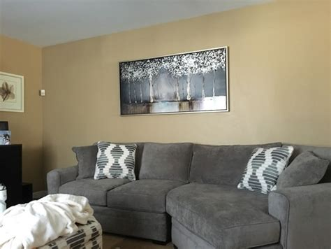 What Colour Walls With Grey Sofa by Wall Colors With Gray