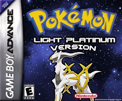 Light Platinum Gba by Pok 233 Mon Light Platinum Gba Pt Br Pok 233 Mundi