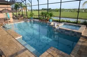 geometric pool designs geometric pool designs orlando sanford custom pools
