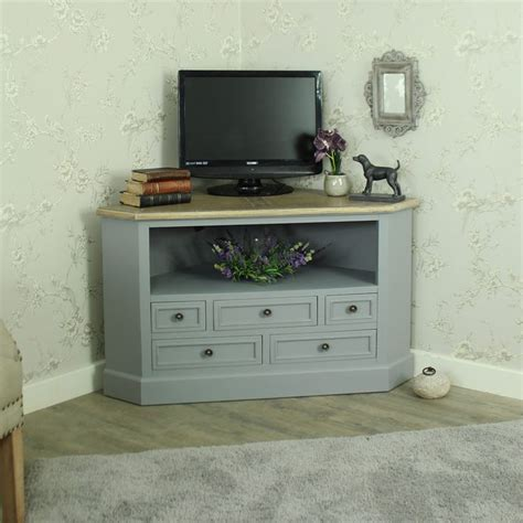 Grey Tv Cabinet by 25 Best Ideas About Corner Tv Cabinets On