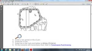transmission pan torque specs chevy impala forums review