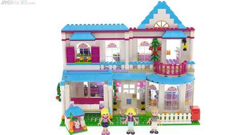 lego friends house lego friends stephanie s house review