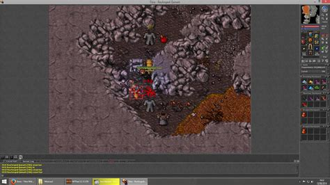 tutorial werewolf tibia mini tutorial hunt elite knight 90 110 locais de ca 231 a