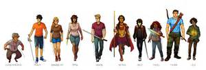 heroes of olympus by vikingmera on deviantart