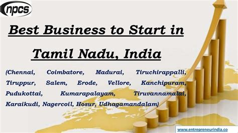best business to start best business to start in tamil nadu india