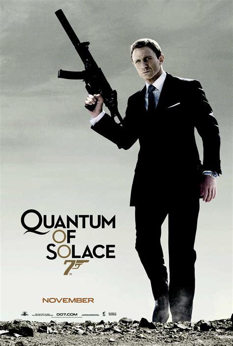 film after quantum of solace 007 the daniel craig era quantum of solace 2008