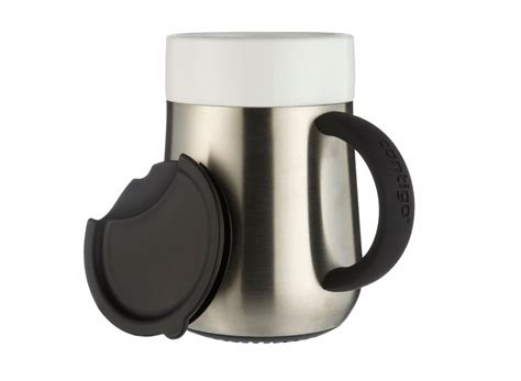 thermo ceramic desk mug the best travel mugs for keurig coffee machines top