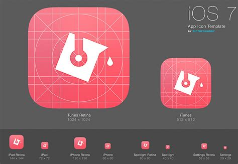 icon design guidelines ios the ultimate guide to flat design webdesigner depot