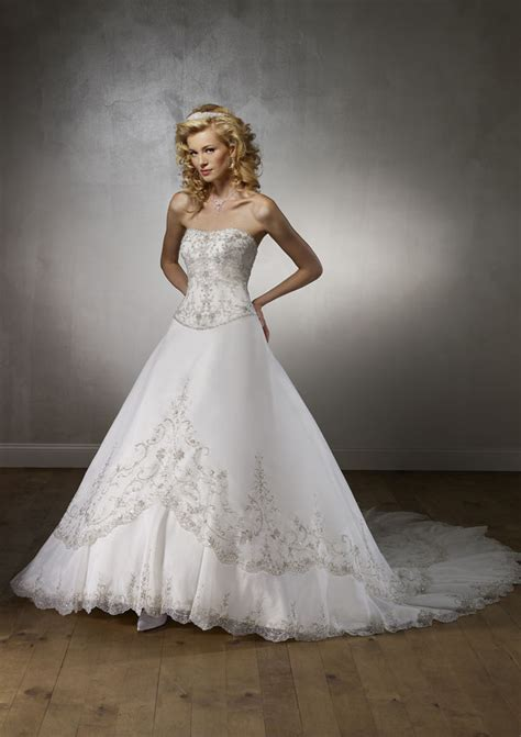 Princess Style Wedding Dresses by Beauitful Princess Style Dress