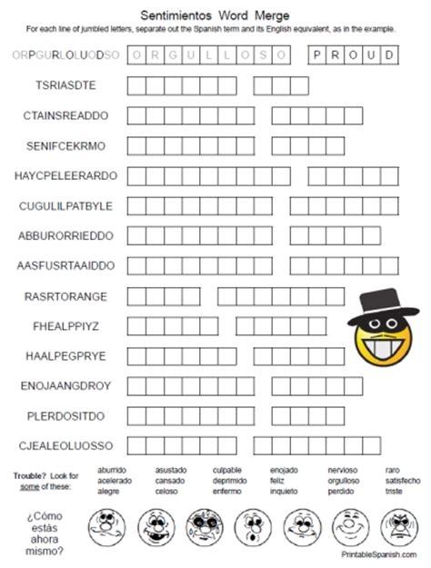 preguntas dificiles anatomia sentimientos word merge printable spanish