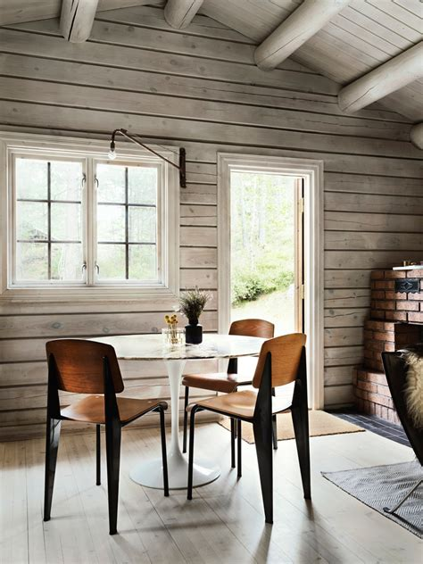charming style log cabin packed with iconic