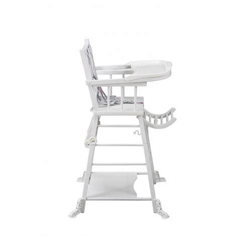 chaise haute transformable chaise haute transformable marcel blanche moinat sa