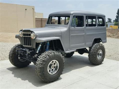 jeep willys wagon lifted 374 best willys jeep images on jeep truck