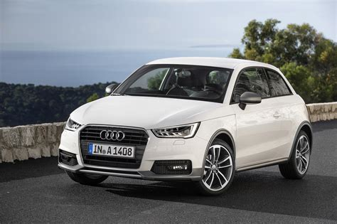 Audi A 1 by 2015 Audi A1 Active Style Package Details Autoevolution
