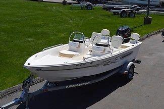 triumph boats warranty triumph 170 dual console boats for sale