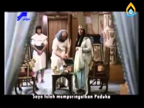 film nabi musa as subtitle indonesia film nabi yusuf episode 17 subtitle indonesia youtube