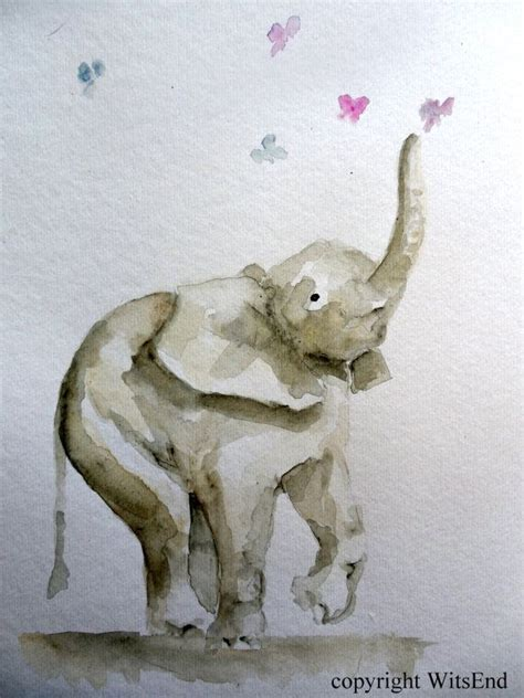 100 ideas to try about watercolor elephants elephant baby elephant paintings and nursery