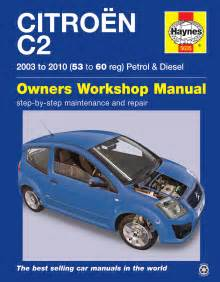 service manual what is the best auto repair manual 2007 lexus ls electronic toll collection citroen c2 petrol diesel 03 10 haynes repair manual haynes publishing