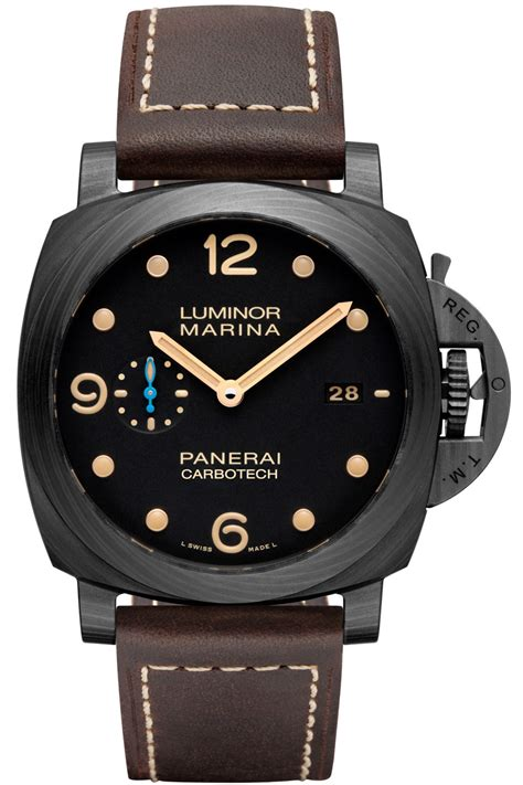 panerai luminor marina panerai luminor marina 1950 carbotech 3 days automatic