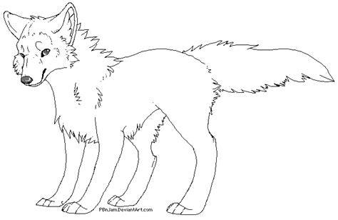 free printable wolf stencils sketch coloring page