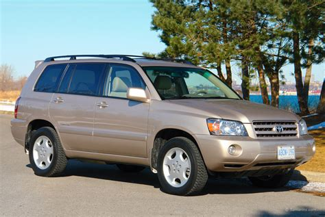 toyota highlander   common problems maintenance