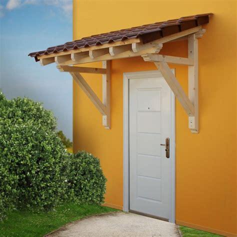 realizzazione tettoia in legno tettoia in legno fai da te arredamento giardino