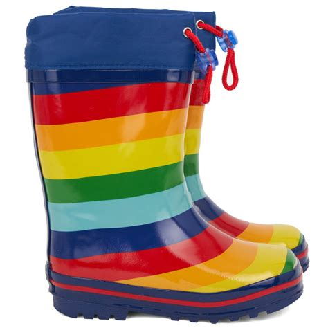 rainbow boots molo rainbow stripe sejer wellington boots alexandalexa