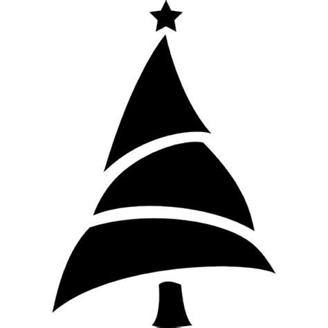 225 rbol de navidad silueta descargar iconos gratis