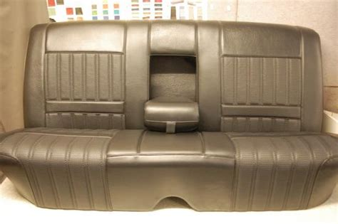 Com Upholstery Xy Gt Rear Seat Upholstery