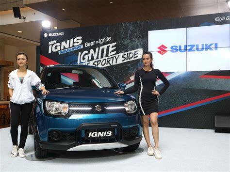 Suzuki Ignis Cover Penutup Mobil suzuki ignis sport edition dijual rp 151 5 juta berita otomotif mobil123