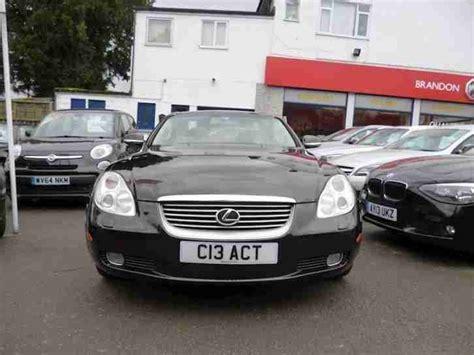 lexus sc convertible for sale lexus sc 4 3 430 convertible car for sale