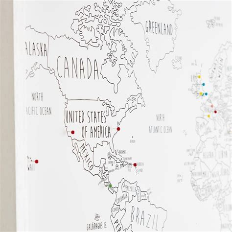 travel map with pins maps update 800600 travel world map with pins maps