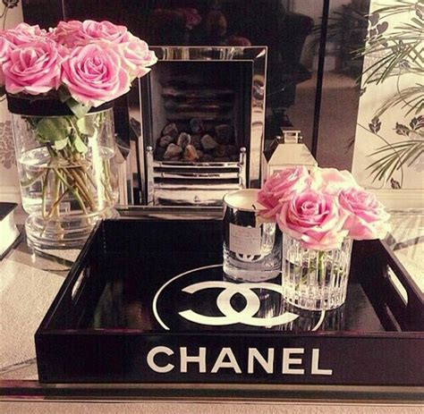 Chanel Wallpaper For Bedroom chanel image 2151821 by marky on favim