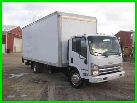 chevrolet w5500 2008 box trucks