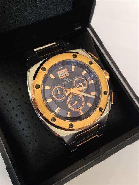 Jaguar Mens Watches J6542 jaguar chronograph j622 s catawiki