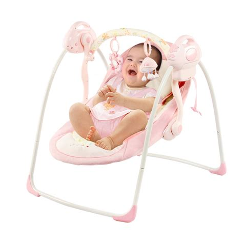 Reclining Baby Swing by Electric Deluxe Plus Baby Chair Baby Comfort Recliner