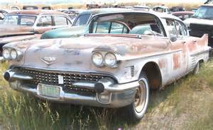 58 Cadillac For Sale 1958 Cadillac Series 62 4 Door Hardtop For Sale