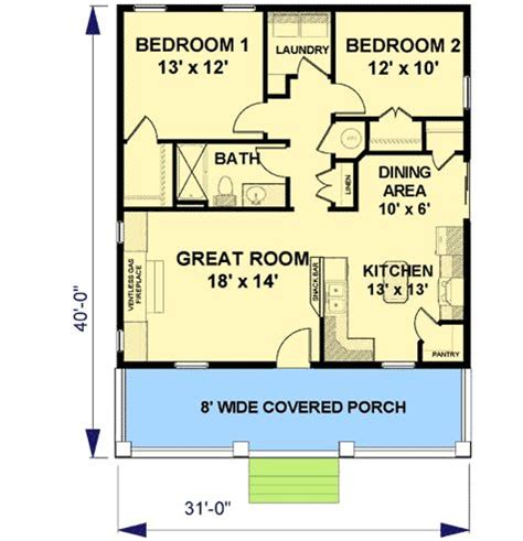 two bedroom hall kitchen house plans 167 best images about one story ranch farmhouses with wrap