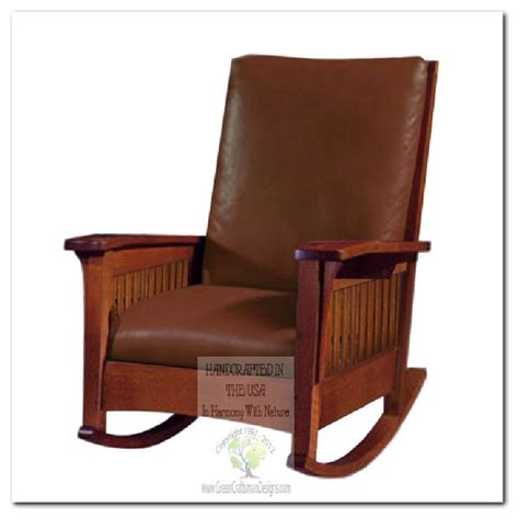 Armchair Rocking Chair by Mission Style Rocking Chair Plans Design Home Interior Design