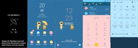 themes cute for samsung themes thursday a whopping 425 new themes released here