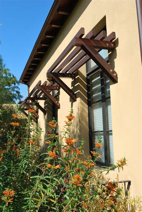 Outside Window Awnings Home by Remodelaholic 25 Inspiring Outdoor Window Treatments