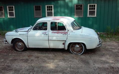 renault dauphine for sale 1964 renault dauphine car for sale photos technical
